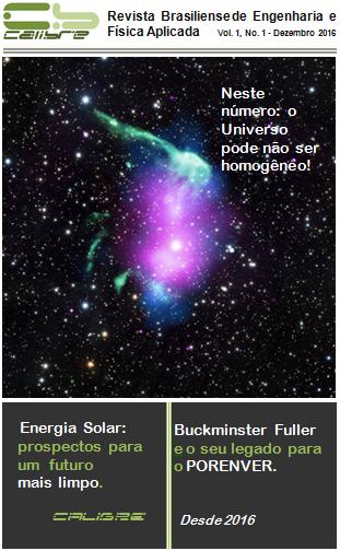 Neste número: o Universo pode não ser homogêneo!